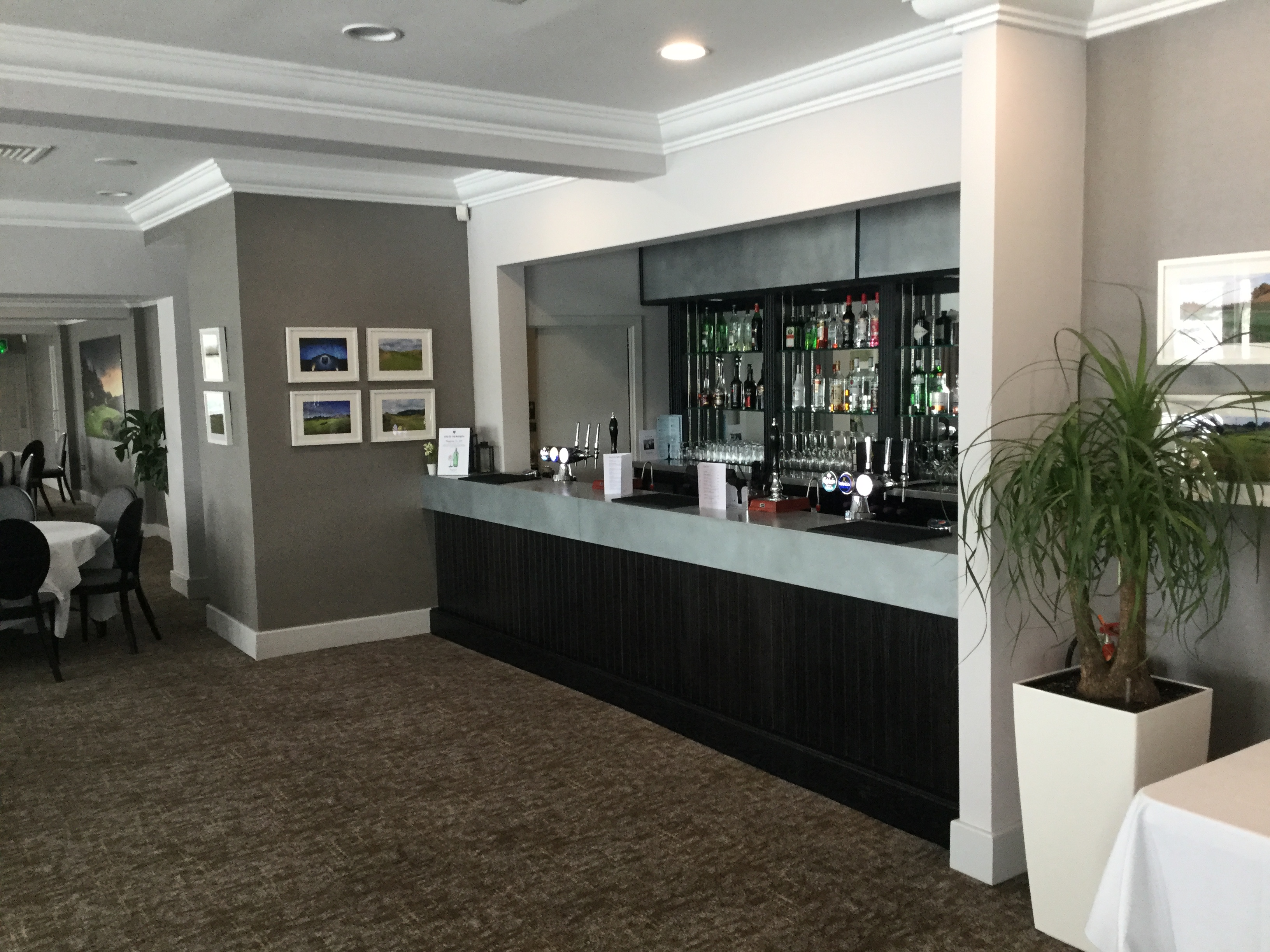 Hillside Function Suite Bar